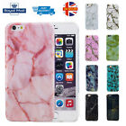 Durable Marble Design Shockproof Back Case Cover Skin For iPhone 5 6S Plus UK!