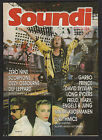 FINNISH SOUNDI MAGAZINE 9/1986 THE SCORIONS ON COVER PRINCE D-A-D EURYTHMICS