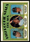 1972 Topps #79 Mike Garman/Cecil Cooper/Carlton Fisk Near Mint+ RC Rookie Red So