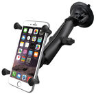 RAM-B-166-C-UN10 Long X-Grip Suction Mount for iPhone XS MAX