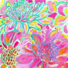 Lilly Inspired Full Bloom Adhesive Vinyl & HTV Sheets