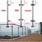 HIGH QUALITY STAINLESS STEEL BALUSTRADE POSTS, CUSTOM MADE POSTS