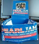 Pearl Jam 2018 Chicago Shows Empty Trading Card Packs box Wrigley Field Cubs