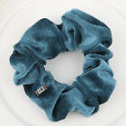 2PCS Fashion Girls Velvet Hair Band Tie Rope Elastic Scrunchies Ponytail Holder