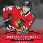 2018-19 Upper Deck Series Two Hockey Cards Pick From List (Includes Young Guns) $0.99 USD on eBay