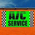 Vinyl Banner Sign A/C Service Neon Green Business Marketing Advertising Green $769.21 USD on eBay