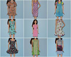 Assorted Lot of Short Sleeve or Sleeveless Casual Dresses Genuine BARBIE Fashion