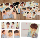 Kpop Boys World Tour Photo Cards Paper Posters Love Yourself Collection Card