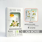 SPA REDI Organic Luxurious Pedicure DETOX IN A BOX 4 IN 1 ~CHOOSE any ~ x 24