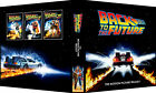 BACK TO THE FUTURE TRILOGY Custom 3-Ring Binder Photo Album MICHAEL J FOX