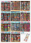 New 3d Puffy Kids Scrapbooking Paper Craft Party Favors Stickers Kids Xmas Gifts
