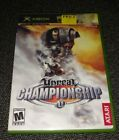 UNREAL CHAMPIONSHIP - XBOX - COMPLETE WITH MANUAL - FREE S/H - (V)