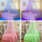 Charm Lace Insect Bed Canopy Netting Curtain Round Dome Mosquito Net Bedding Lit image
