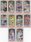 2016 GYPSY QUEEN ~ Complete 100 Card Base Mini Variations Hobby Box Topper Set