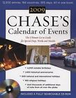 Chase's Calendar of Events 2009 (Book + CD-ROM): The Ulitmate Go-To Guide for Sp