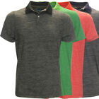 PGA Tour Men's Space Dye Polo Golf Shirt,  Brand New
