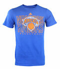 Adidas NBA Men's New York Knicks The Go To Tee, Blue on eBay
