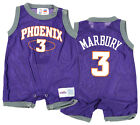 NBA Baby Boys Infant Phoenix Suns Stephon Marbury #3  Retro Romper, Purple on eBay