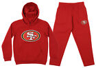 Outerstuff NFL Youth San Francisco 49ers Team Fleece Hoodie and Pant Set $49.99 USD on eBay