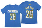 Outerstuff NFL Youth Los Angeles Chargers Melvin Gordon #28 Mainliner Tee $14.99 USD on eBay