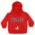 OuterStuff NBA Infant and Toddler's Washington Wizards Fleece Hoodie, Red on eBay