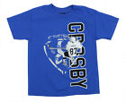 OuterStuff NHL Youth Pittsburgh Penguins Sidney Crosby #87 Player T-Shirt, Blue $8.49 USD on eBay