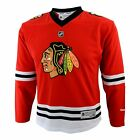 Outerstuff NHL Youth Chicago Blackhawks Patrick Kane #88 Replica Jersey, Red $29.99 USD on eBay