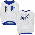 Sporty K9 MLB Los Angeles Dodgers Baseball Dog Jersey on Ebay