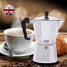3/6/9/12 Cup Italian Espresso Stove Top Coffee Maker Stainless Steel Stove Pot
