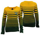 Forever Collectibles NFL Women's Green Bay Packers Stripes Scoop Neck Sweater on eBay