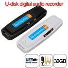 Внешний вид - Mini USB Digital Pen Audio Voice Recorder Dictaphone 32 GB Flash Drive U-Disk
