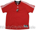 Adidas NBA Men's Portland Trail Blazers Shooting Shirt, Red on eBay