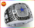 Dallas Cowboys nfl Championship  1971 1977 1992 1993 1995 Ring
