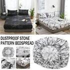 Skid-proof Bed Cover Bedspread Bedding Protector Proof Dust Mite Mattress Pad image