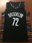 New Season Brooklyn Nets #72 Biggie Smalls Black Basketball Jersey Size: S - XXL on eBay