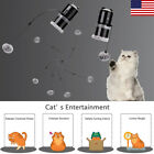 Electric Motion Red Laser Topper Interactive Training Pet Cat Rotating Play Toy