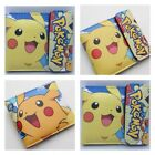 Pokemon Evee Go Pikachu Pokeball Faux Leather Wallet Card Holder Toy Character 2