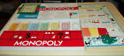 1961 Monopoly Board Game Parker Brothers No. 9 - Complete in Box