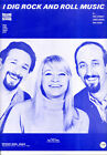 "Peter Paul & Mary Notenblatt "" I Dig Rock And Roll Musik """