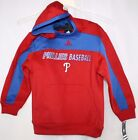 NEW Boys Girls Kids Youth Adidas Philadelphia Phillies MLB Red Hoodie Pullover on Ebay