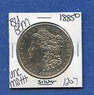 1885 O BU GEM MORGAN SILVER DOLLAR UNC MS    U.S. MINT RARE COIN 1207