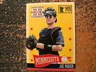 Joe Mauer Twins 2013 Panini Hometown Heroes GOLD STATE PARALLEL #29