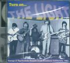 THE LIGHT - TURN ON 60s SOUTHRN-CALIFORNIA DUAL GUITAR PSYCH ROCK UGLY THINGS CD