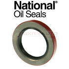 National Manual Trans Main Shaft Seal for 1991-1999 GMC K3500 5.7L 6.2L 6.5L pz