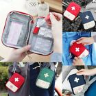 First Aid Medical Emergency Kit Carry Bag Pouch Camping Car Home Holiday Travel