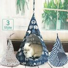 Pet Hammock Cat Dog Cage Bed Conical Bed Basket Comfortable Sleeping Window New