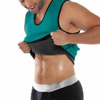 Men Waist Trainer Vest Sauna Sweat Body Shaper Tank Top Slimming Trimmer Shirt