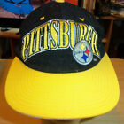 Pittsburgh Steeler Wool Snapback Hat - Pro Line Starter - The Right Hat