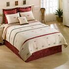 Quilted Bedding Collection, Cactus Lizard image