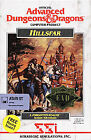 Advanced Dungeons & Dragons Hillsfar by
